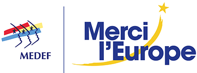 Merci L'Europe - Medef