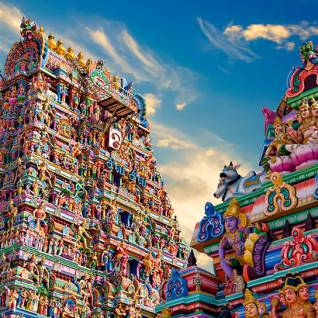Hindu Kapaleeshwarar Temple,chennai, Tamil Nadu, South India