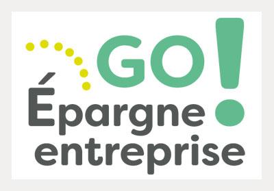 Logo GO ! Epargne entreprise